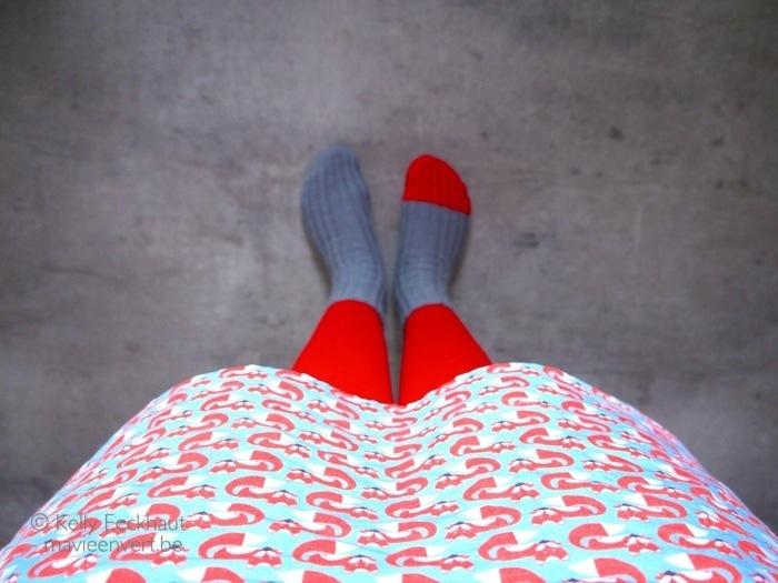 sokken-gebreid-rode-tip