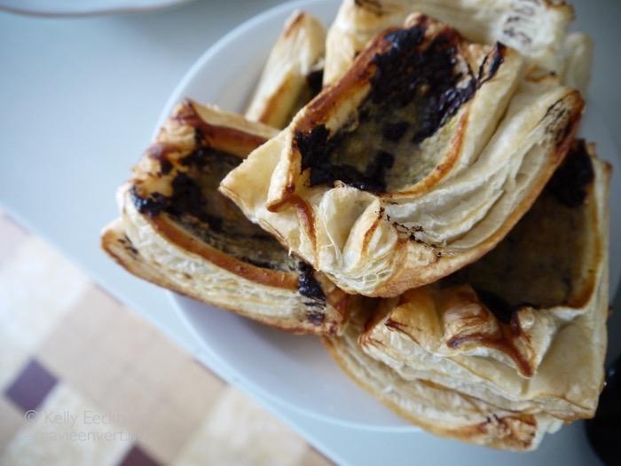 chocolade-bananenbroodjes
