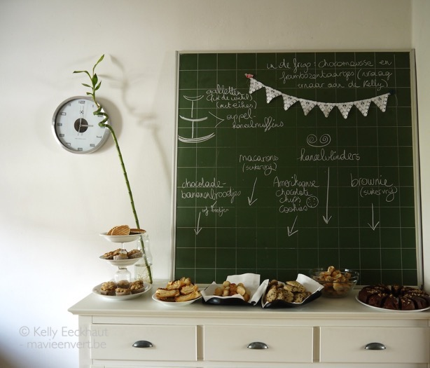 schoolbord-menu