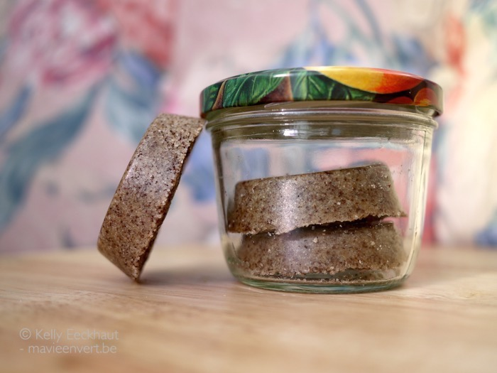 scrub koffie suiker cacaoboter