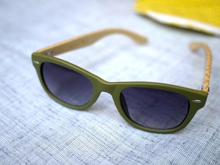 zonnebril antonio verde