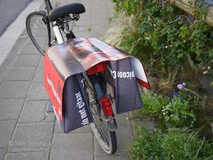 fietstas upcycling diy 2