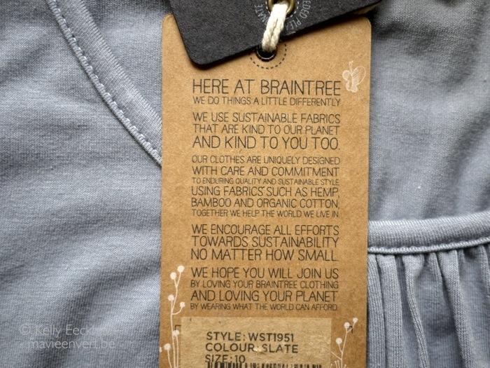 Braintree filosofie