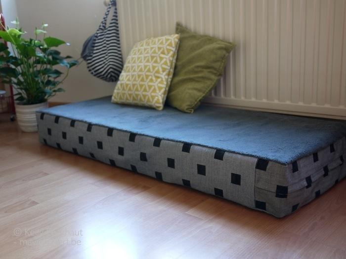 jeansbroeken teddyfleece matras