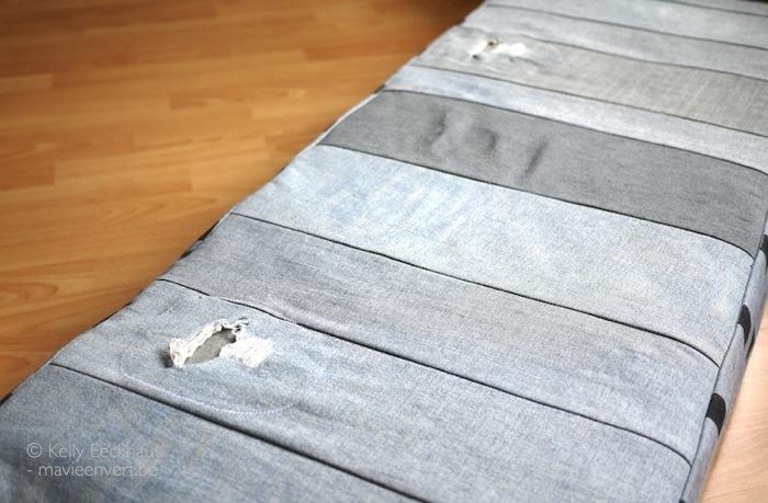 onderkant 2 jeans recycleren