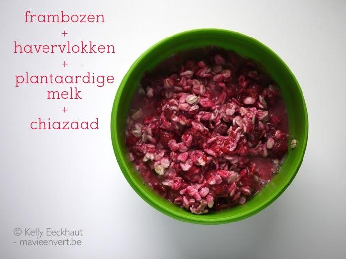 frambozen-haver-recept-snel-ontbijt