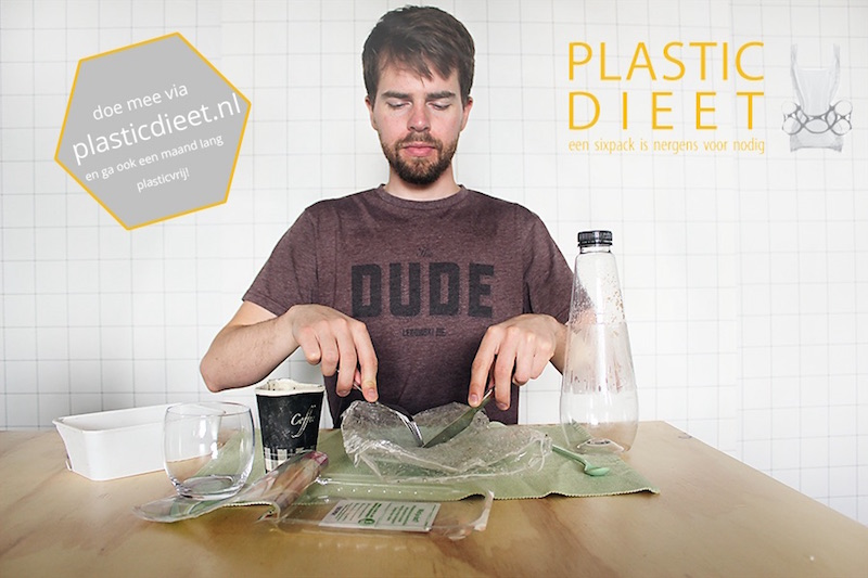 aankondiging plasticdieet