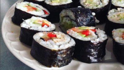 sushi-vegan