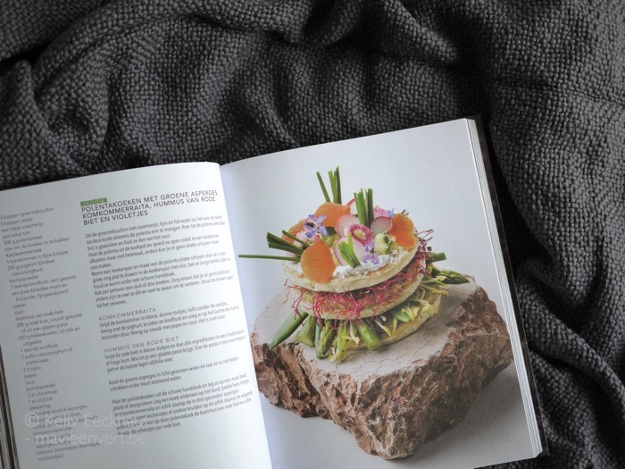 veggie/vlees-boek-review-polentakoeken