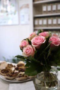 Natural Beauty Shoot rozen