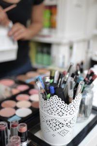 Natural Beauty Shoot make-up