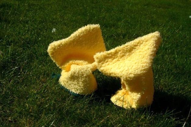 gele-washandjes