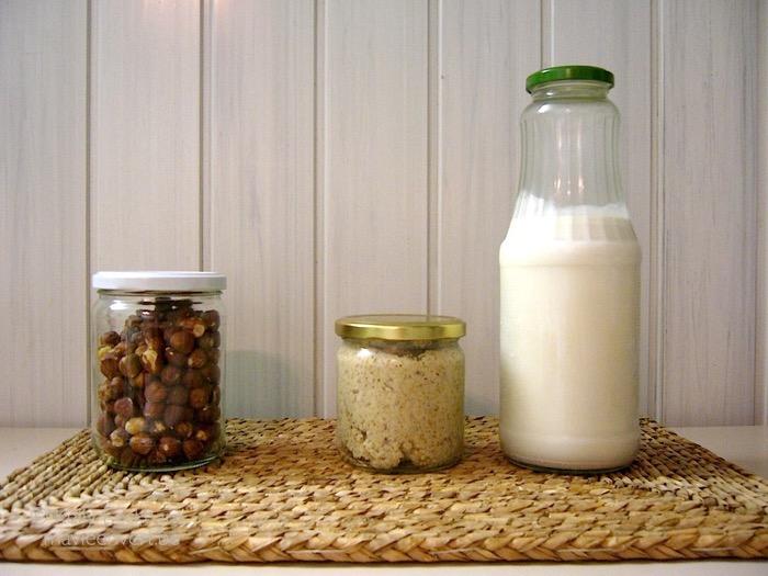 notenmelk-zelf-maken