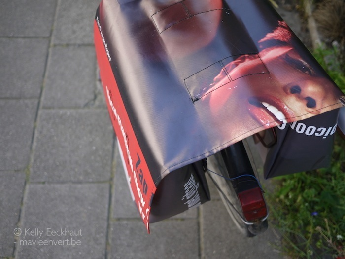 fietstas upcycling diy 1