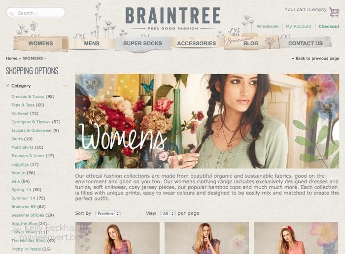 Braintree vrouwen
