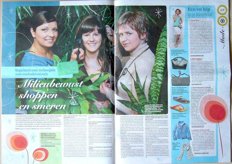 Gazet van Antwerpen - ecobijlage kopie
