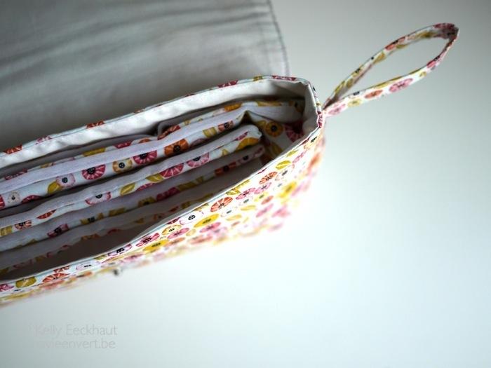 Juliette en stroptasjes herbruikbare tasjes Art d'Eco