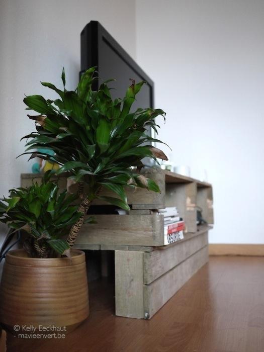 Super tv-meubel-pallet-diy - Ma vie en vert #VA31