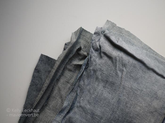 jeansbroeken recykleren