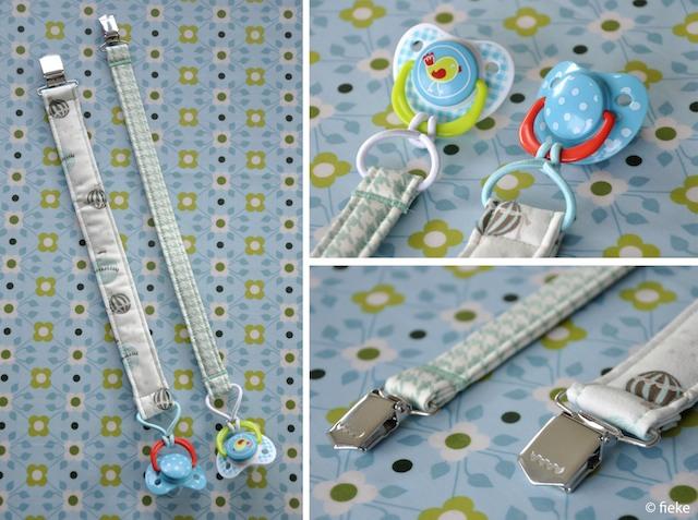 Geboortepakket - Fopspeenkoord - Fiekefatjerietjes