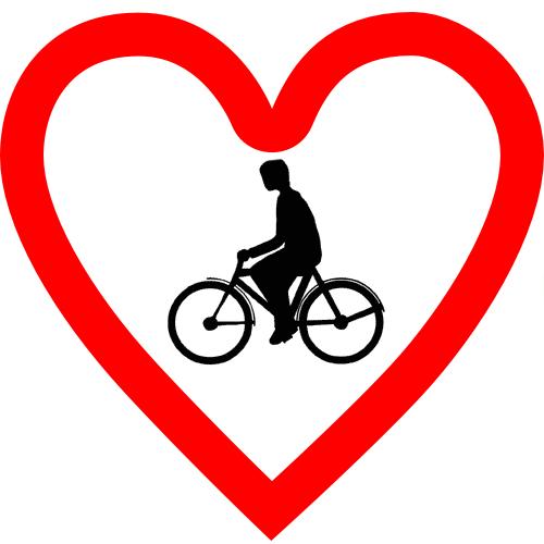 liefde-fiets