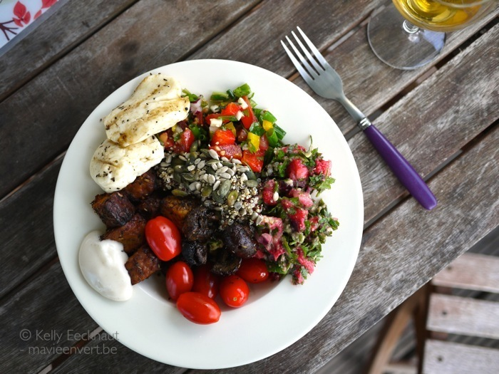 vegetarische-barbecue-bord